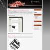Автомобильная тема WordPress