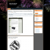 Праздничная тема WordPress