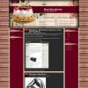 Кулинарная тема WordPress