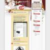 Свадебный шаблон WordPress