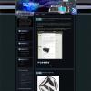 Бесплатная тема wordpress: Inception