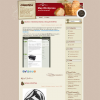 Шаблон WordPress для пекарей: Whole Wheat