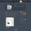 Шаблон для WordPress: Технологичный мир
