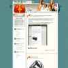 Шаблон WordPress для шопоголиков: Never Enough