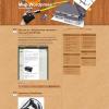 Строительная тема для WordPress: Home Carpenter