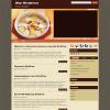 Новостная тема wordpress о еде: FoodPress