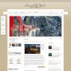 Путешествие тема для wodpress от SMThemes: RoundTheWorld