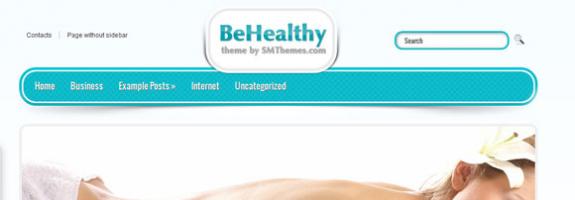 BeHealthy – медицинская премиум тема для wordpress