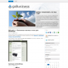 Бизнес шаблон для wordpress: goBusiness