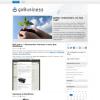 Бизнес шаблон для wordpress: goBusiness