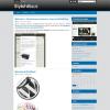 Стильная тема для wordpress: Stylish Black