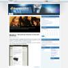 Бизнес шаблон для wordpress: BusinessMan