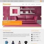 Недвижимость в шаблоне вордпресс: ROOMAZ
