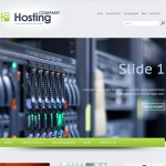 Шаблон wordpress для хостинга: HostingCompany